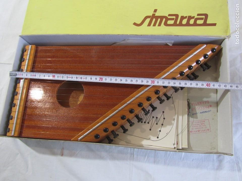 Instrumentos musicales: Arpa musical didáctica Simarra - Foto 3 - 252794195