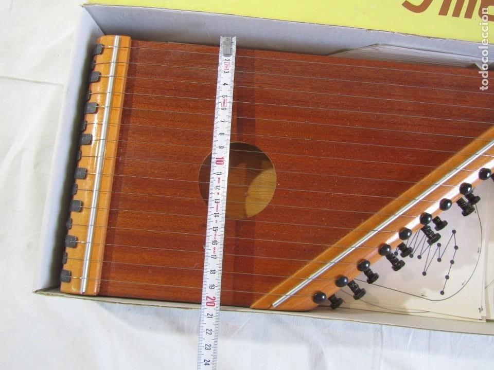 Instrumentos musicales: Arpa musical didáctica Simarra - Foto 4 - 252794195