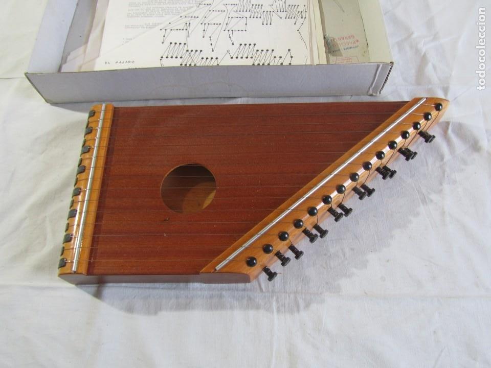 Instrumentos musicales: Arpa musical didáctica Simarra - Foto 5 - 252794195