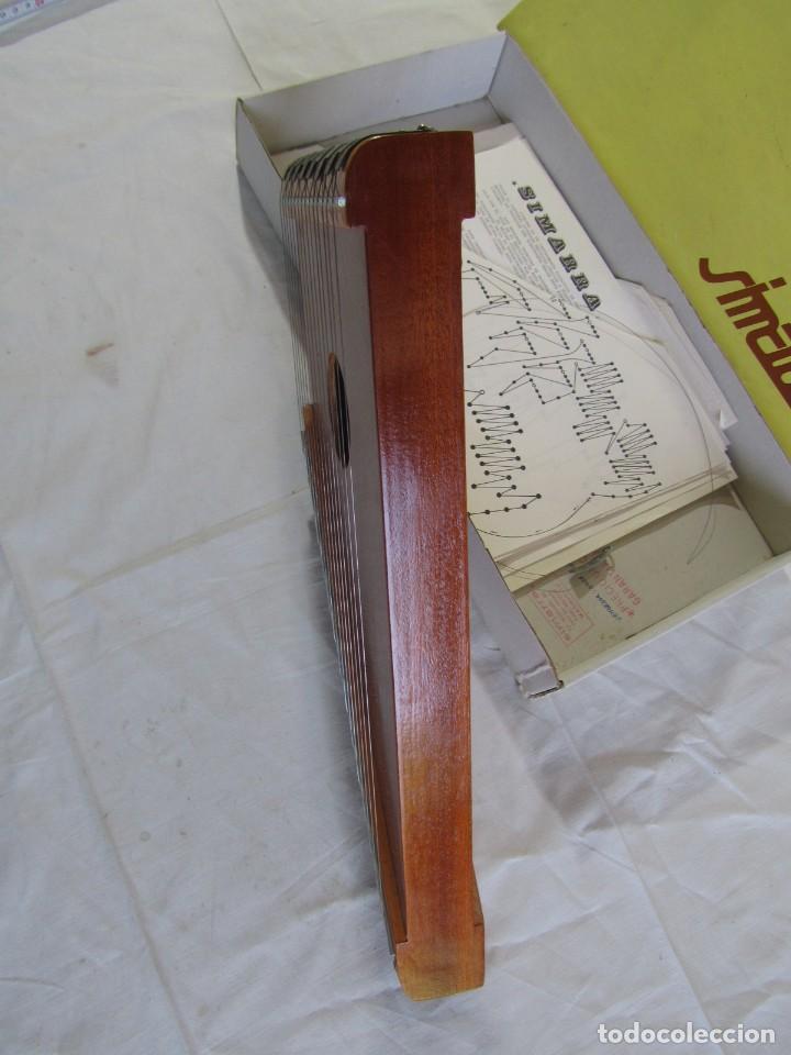 Instrumentos musicales: Arpa musical didáctica Simarra - Foto 8 - 252794195
