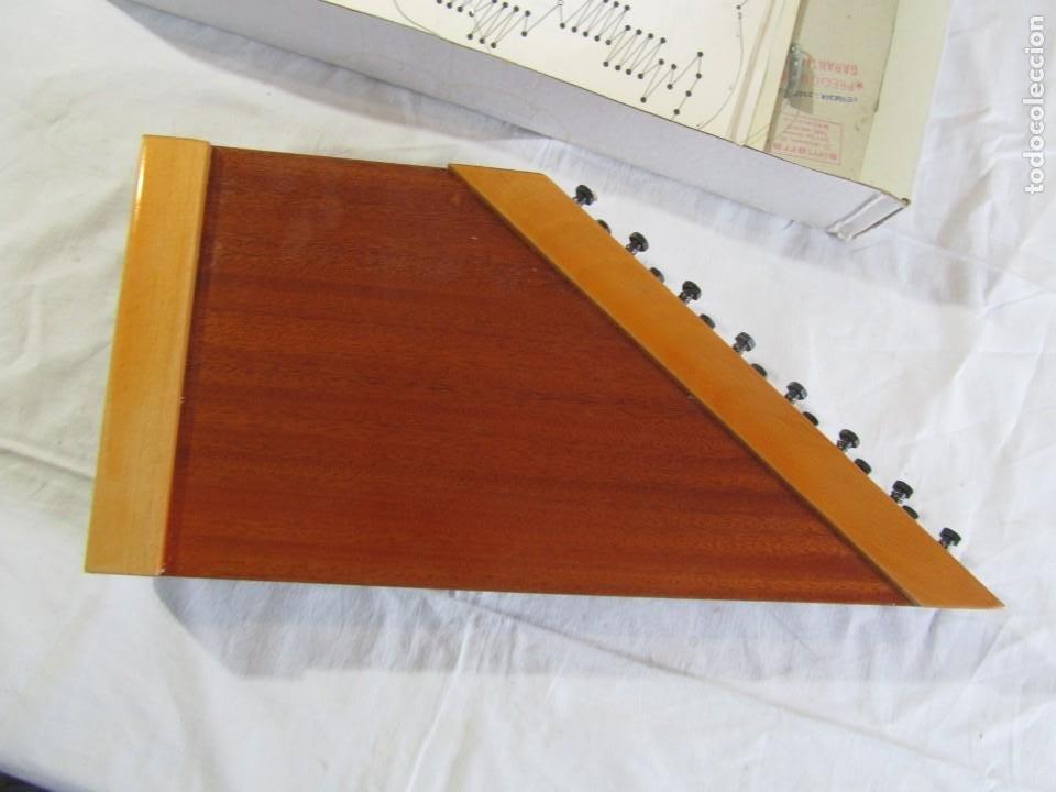 Instrumentos musicales: Arpa musical didáctica Simarra - Foto 9 - 252794195