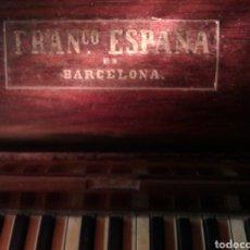 Instrumentos musicales: PIANO PARA ANTIGÜEDAD. Lote 252823385