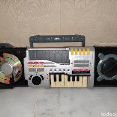 Instrumentos musicales: MOBILE DJ MIXER MDJM TECLADO PAD BASTANTE RARO AÑOS 90 RITMOS SONIDOS BREAKBEAT TRANCE HOUSE DANCE. Lote 252856645