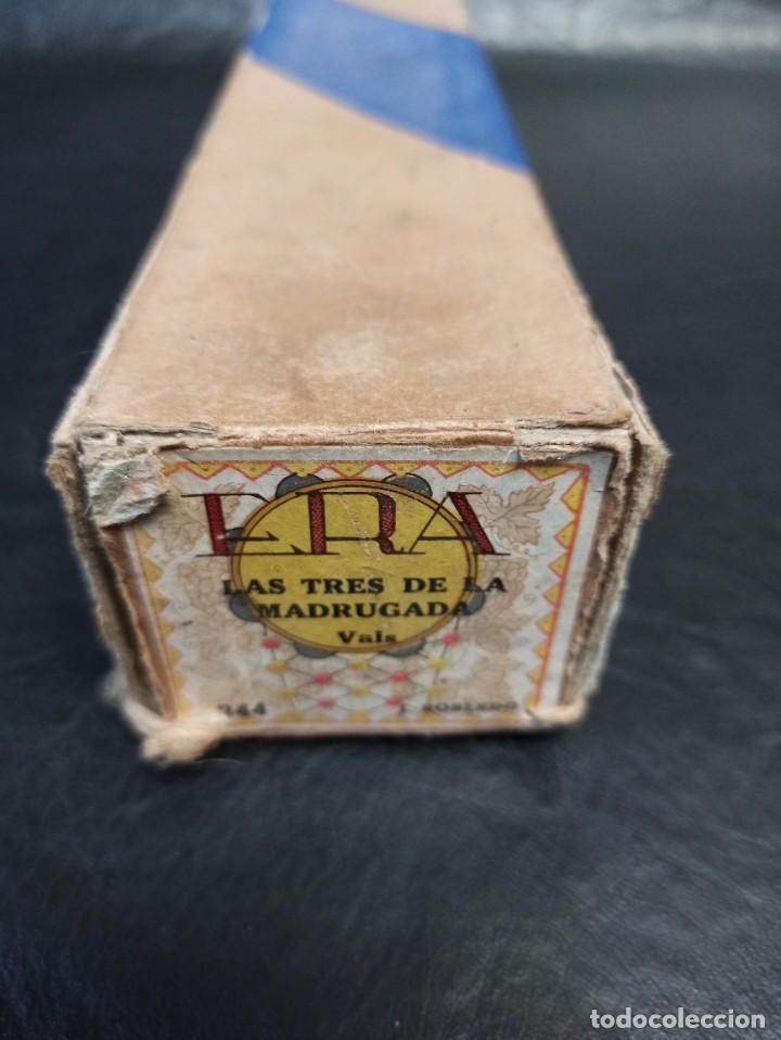 Instrumentos musicales: Catalaniña de Figueiras. Victoria. Rollo para pianola. C51 - Foto 5 - 252934385