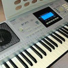 Instrumentos musicales: PIANO TECLADO LP-6210C 61-KEY. Lote 253023955