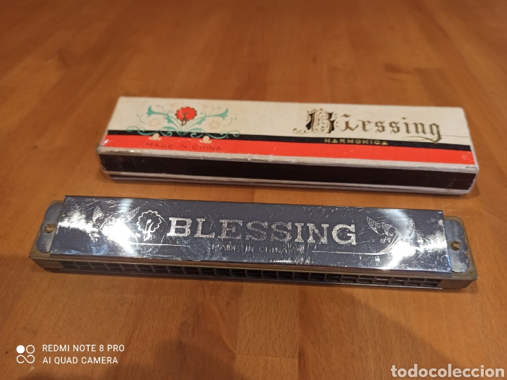 HARMONICA BLESSING (Música - Instrumentos Musicales - Viento Metal)