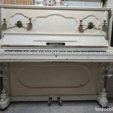 Instrumentos musicales: PIANO DE PARED. Lote 253179475
