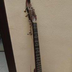 Instrumentos musicales: BANJO ANTIGUO, A RESTAURAR. UNOS 60 AÑOS. SE ENTREGA EN MANO BCN. Lote 253531950