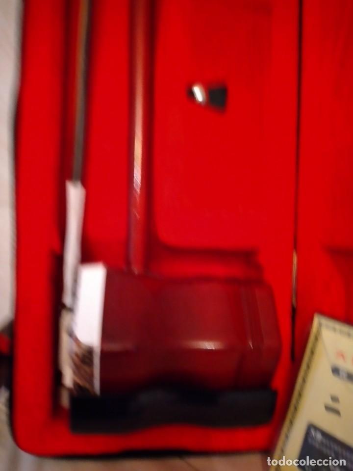Instrumentos musicales: Artino Marco Polo Premium ErHu, con accesorios y estuche todo original. - Foto 4 - 253546710