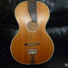 Instrumentos musicales: GUITARRA CENTENARIA ALEMANA E. PAUL TODT. Lote 253555795