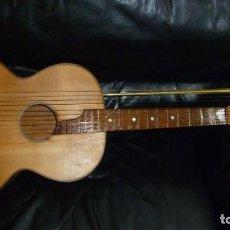 Instrumentos musicales: CONTRAGUITARRA AUSTRIACA MÁS DE 100 AÑOS. Lote 253557795