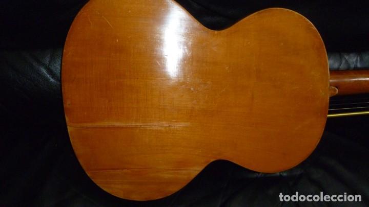 Instrumentos musicales: Contraguitarra austriaca más de 100 años - Foto 4 - 253557795
