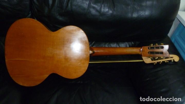 Instrumentos musicales: Contraguitarra austriaca más de 100 años - Foto 5 - 253557795