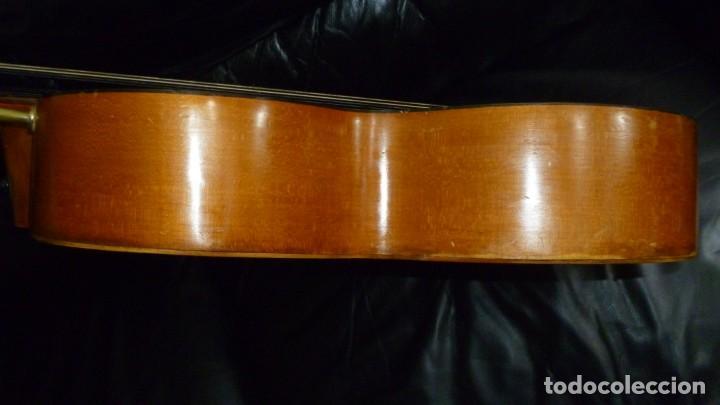 Instrumentos musicales: Contraguitarra austriaca más de 100 años - Foto 7 - 253557795