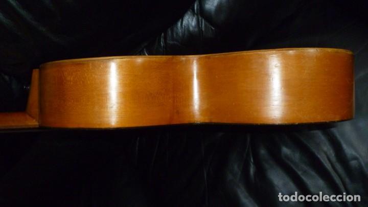 Instrumentos musicales: Contraguitarra austriaca más de 100 años - Foto 11 - 253557795