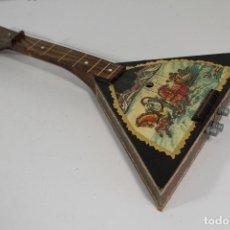 Instrumentos musicales: BALALAICA RUSA - CABALLOS TRINEO. Lote 253591435
