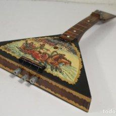 Instrumentos musicales: BALALAICA RUSA - CABALLOS TRINEO. Lote 253591600