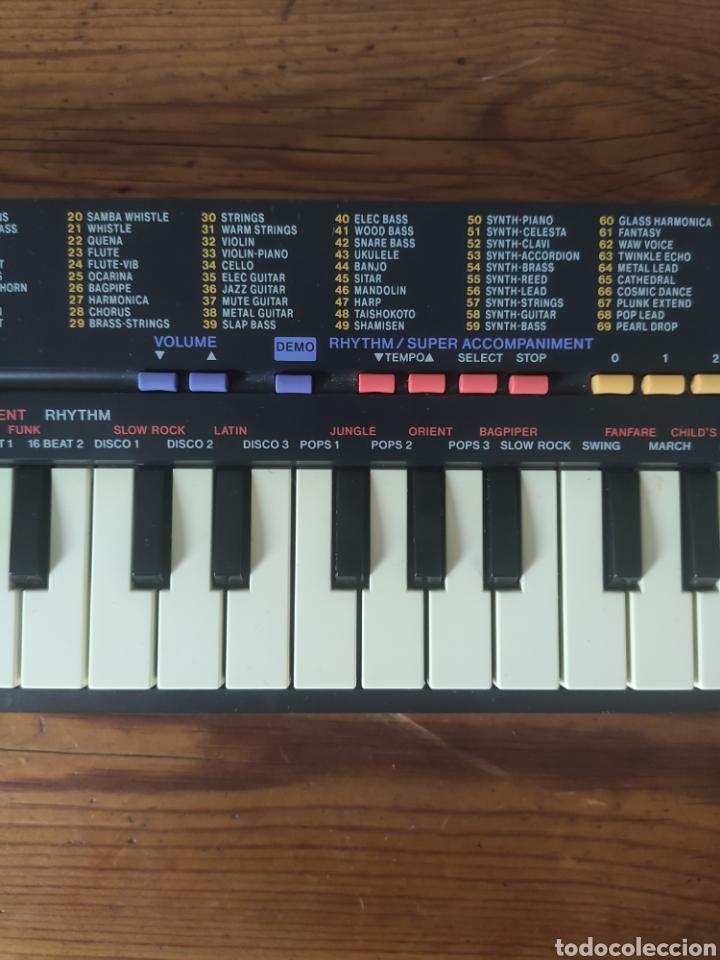 Instrumentos musicales: Casio Tone Bank SA-1 Teclado - Foto 3 - 253773920