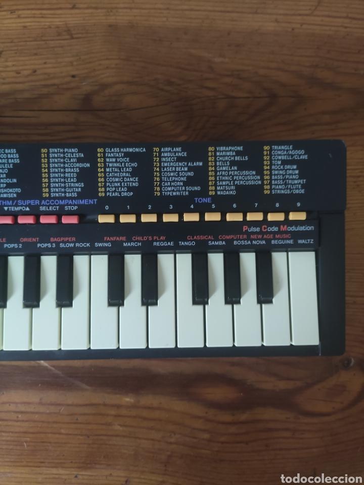 Instrumentos musicales: Casio Tone Bank SA-1 Teclado - Foto 4 - 253773920