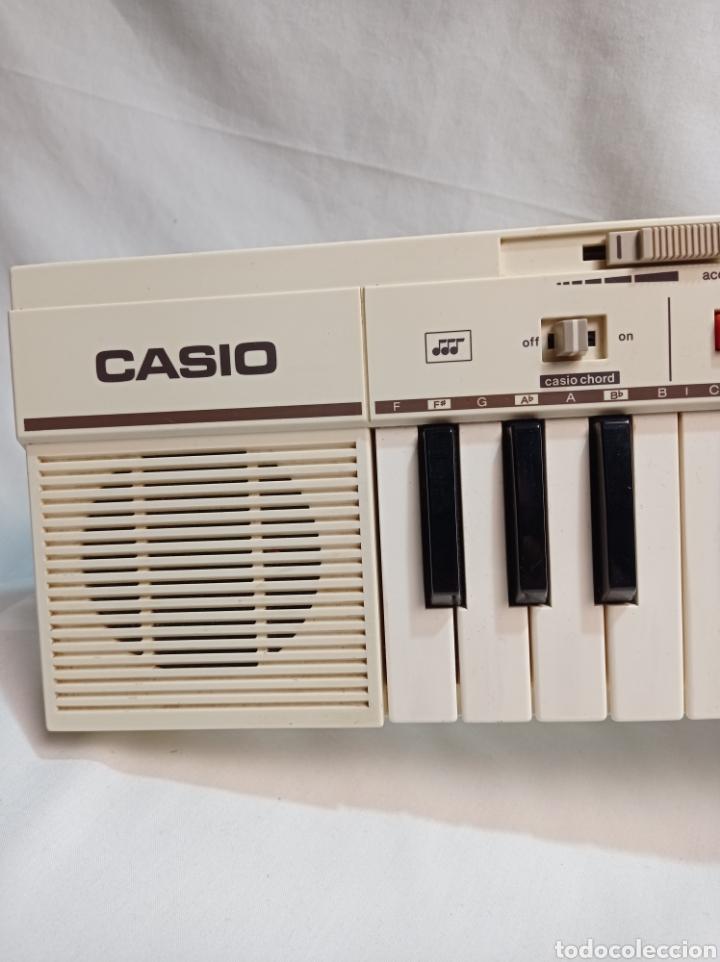 Instrumentos musicales: TECLADO CASIO AÑOS 80 CASIOTONE MT-35 FUNCIONANDO PERFECTAMENTE - Foto 2 - 253923345