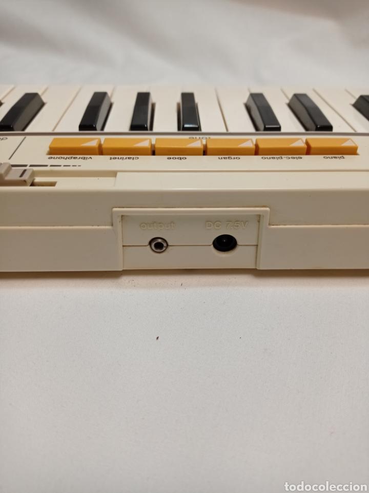Instrumentos musicales: TECLADO CASIO AÑOS 80 CASIOTONE MT-35 FUNCIONANDO PERFECTAMENTE - Foto 6 - 253923345