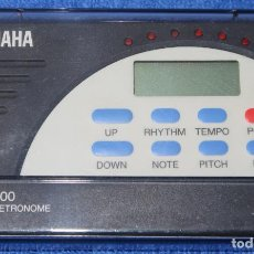 Instrumentos musicales: YAMAHA YM-2000 MULTI METRONOME. Lote 254035775