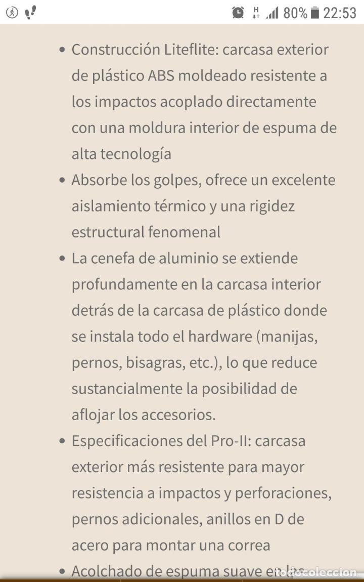 Instrumentos musicales: ESTUCHE GUITARRA CLÁSICA MODELO HISCOX PRO GCL-M - Foto 10 - 254098855