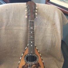 Instrumentos musicales: MANDOLINA NAPOLITANA. Lote 254171125