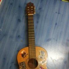 Instrumentos musicales: IMPRESIONANTE GUITARRA ESPANOLA ANTIGUA. FUNCIONA. Lote 254218895