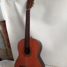 Instrumentos musicales: IMPRESIONANTE GUITARRA ANTIGUA ESPAÑOLA. Lote 254351180