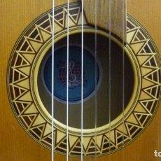 Instrumentos musicales: ANTIGUA GUITARRA ALEMANA ATLAS. Lote 254411525