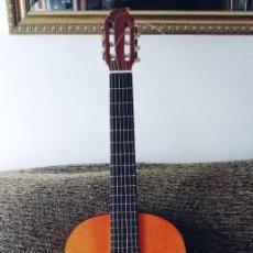 Instrumentos musicales: GUITARRA DE ARTESANIA JOSÉ MÁS Y MÁS HECHA EN PATERNA- VALENCIA,BUEN SONIDO,VER FOTOS. Lote 254612280