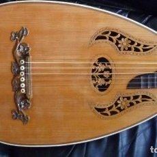 Instrumentos musicales: GUITARRA LAÚD ALEMANA CENTENARIA. Lote 254700545