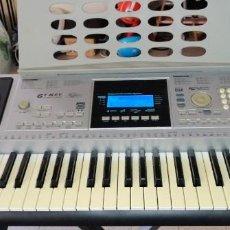 Instrumentos musicales: PIANO TECLADO LP-6210C. Lote 254711190