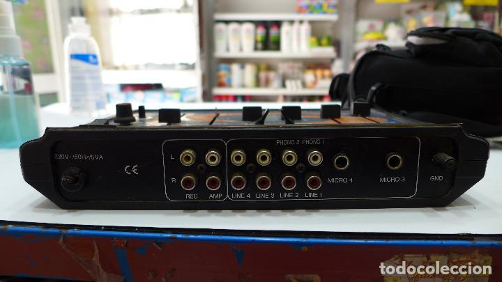 Instrumentos musicales: MESA DE MEZCLAS ACOUSTIC CONTROL DM-500 - Foto 4 - 254751745