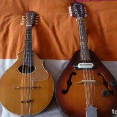 Instrumentos musicales: MANDOLINAS PRINCESS (USA) Y OZARK (JAPÓN) AÑOS 20 Y 60. Lote 254772365