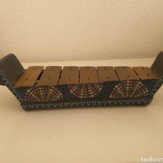 Instrumentos musicales: INSTRUMENTO MUSICAL DE PERCUSIÓN AFRICANO. Lote 254863805