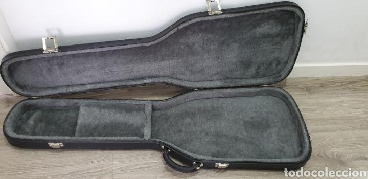 FUNDA DE BAJO (Música - Instrumentos Musicales - Guitarras Antiguas)