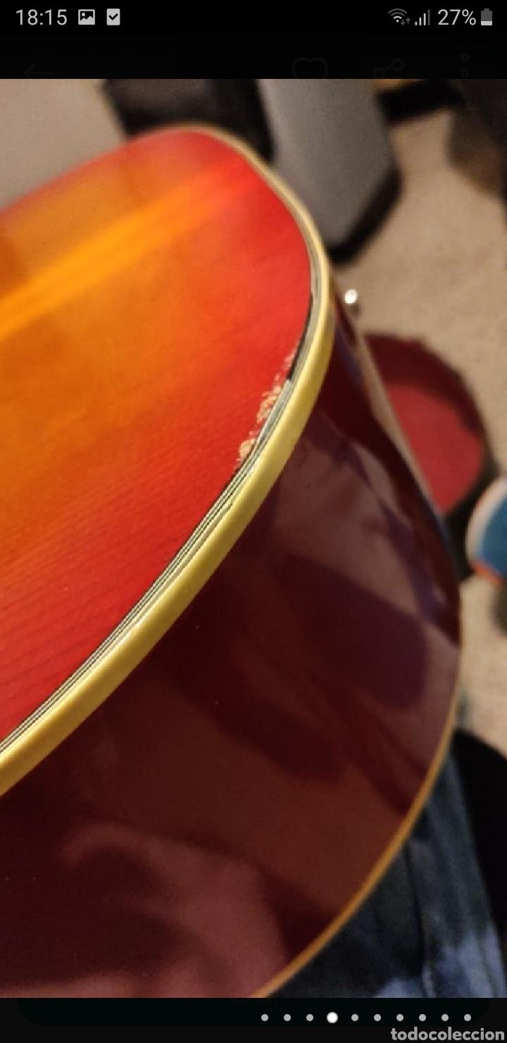 Instrumentos musicales: Guitarra aria 12 cuerdas de 1965 made in japan - Foto 4 - 255408355