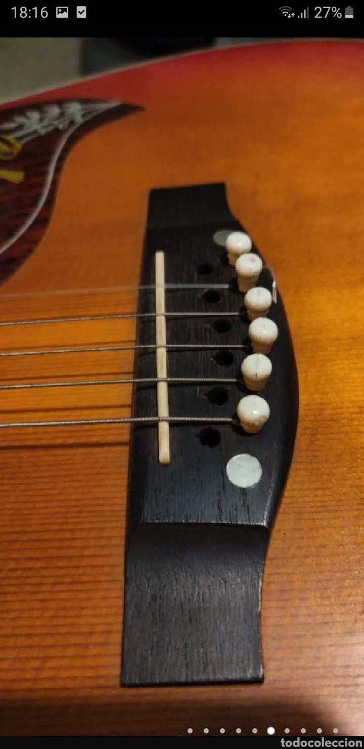 Instrumentos musicales: Guitarra aria 12 cuerdas de 1965 made in japan - Foto 6 - 255408355