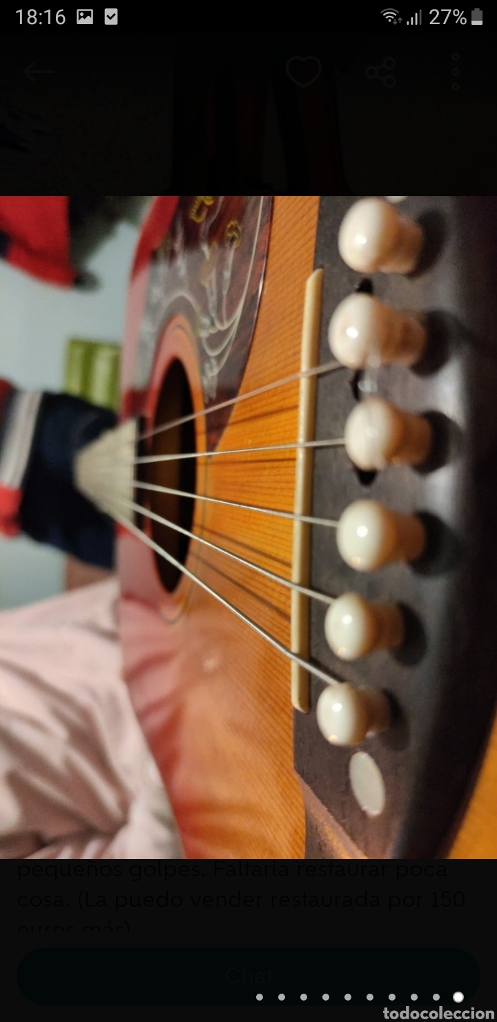 Instrumentos musicales: Guitarra aria 12 cuerdas de 1965 made in japan - Foto 10 - 255408355
