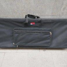 Instrumentos musicales: MALETA DE INSTRUMENTO MUSICAL DE MARCA GATOR CASES - 135 X 50 X 18 CM. Lote 255517860