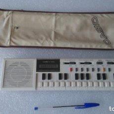 Instrumentos musicales: TECLADO CASO VL TONE FUNCIONANDO + FUNDA. Lote 255552350