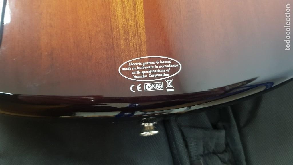 Instrumentos musicales: Bajo electrico yamaha RBX170EW con funda probado buen sonido de la tienda musica bilbao - Foto 2 - 255555255