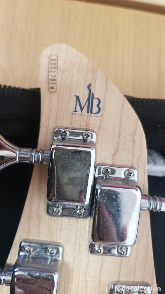 Instrumentos musicales: Bajo electrico yamaha RBX170EW con funda probado buen sonido de la tienda musica bilbao - Foto 3 - 255555255