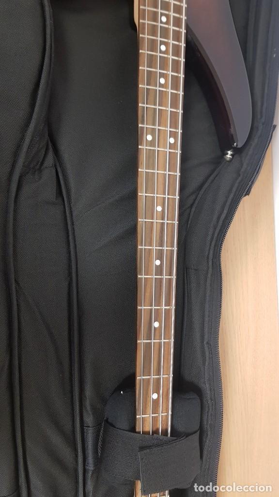 Instrumentos musicales: Bajo electrico yamaha RBX170EW con funda probado buen sonido de la tienda musica bilbao - Foto 5 - 255555255