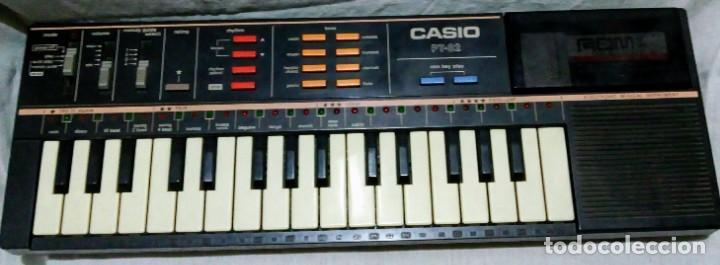 PIANO ÓRGANO TECLADO CASIO TONE PT82 (Música - Instrumentos Musicales - Teclados Eléctricos y Digitales)