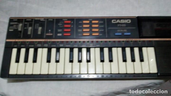 Instrumentos musicales: Piano órgano teclado Casio Tone PT82 - Foto 4 - 255581425