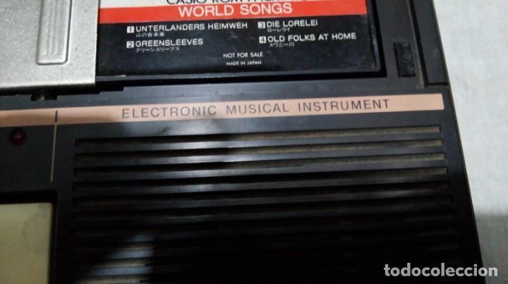 Instrumentos musicales: Piano órgano teclado Casio Tone PT82 - Foto 5 - 255581425