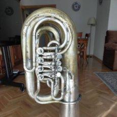 Instrumentos musicales: TUBA EN DO.. Lote 255582320
